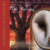 The Burning Audiobook, by Kathryn Lasky