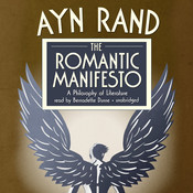 The Romantic Manifesto: A Philosophy of Literature Audiobook, by Ayn Rand