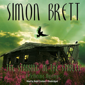 The Stabbing in the Stables: A Fethering Mystery, by Simon Brett
