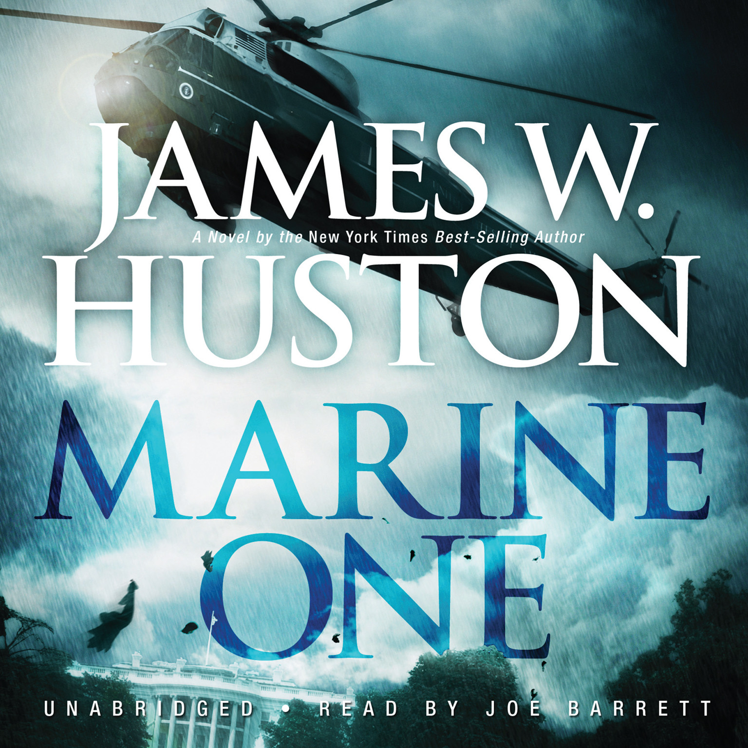 Printable Marine One Audiobook Cover Art