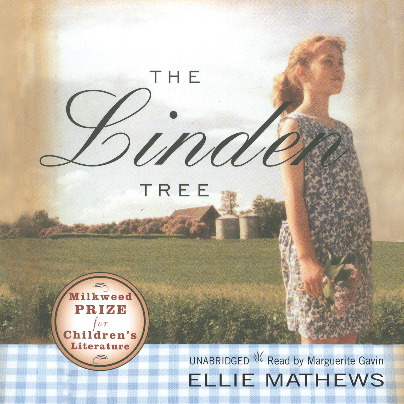 Printable The Linden Tree Audiobook Cover Art