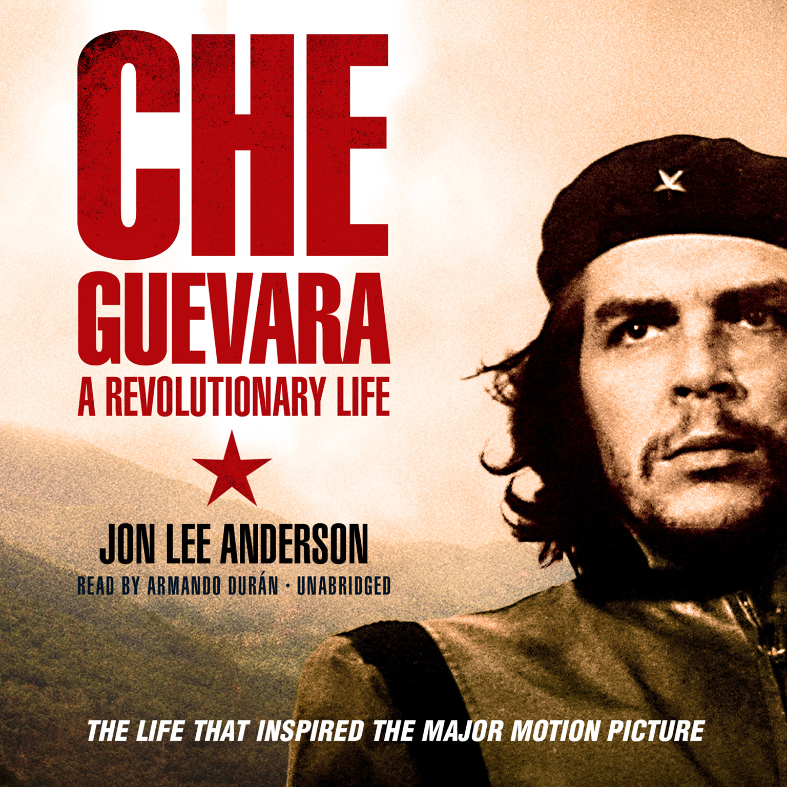 Printable Che Guevara: A Revolutionary Life Audiobook Cover Art
