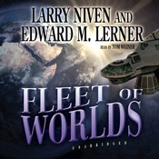 Fleet of Worlds Audiobook, by Larry Niven