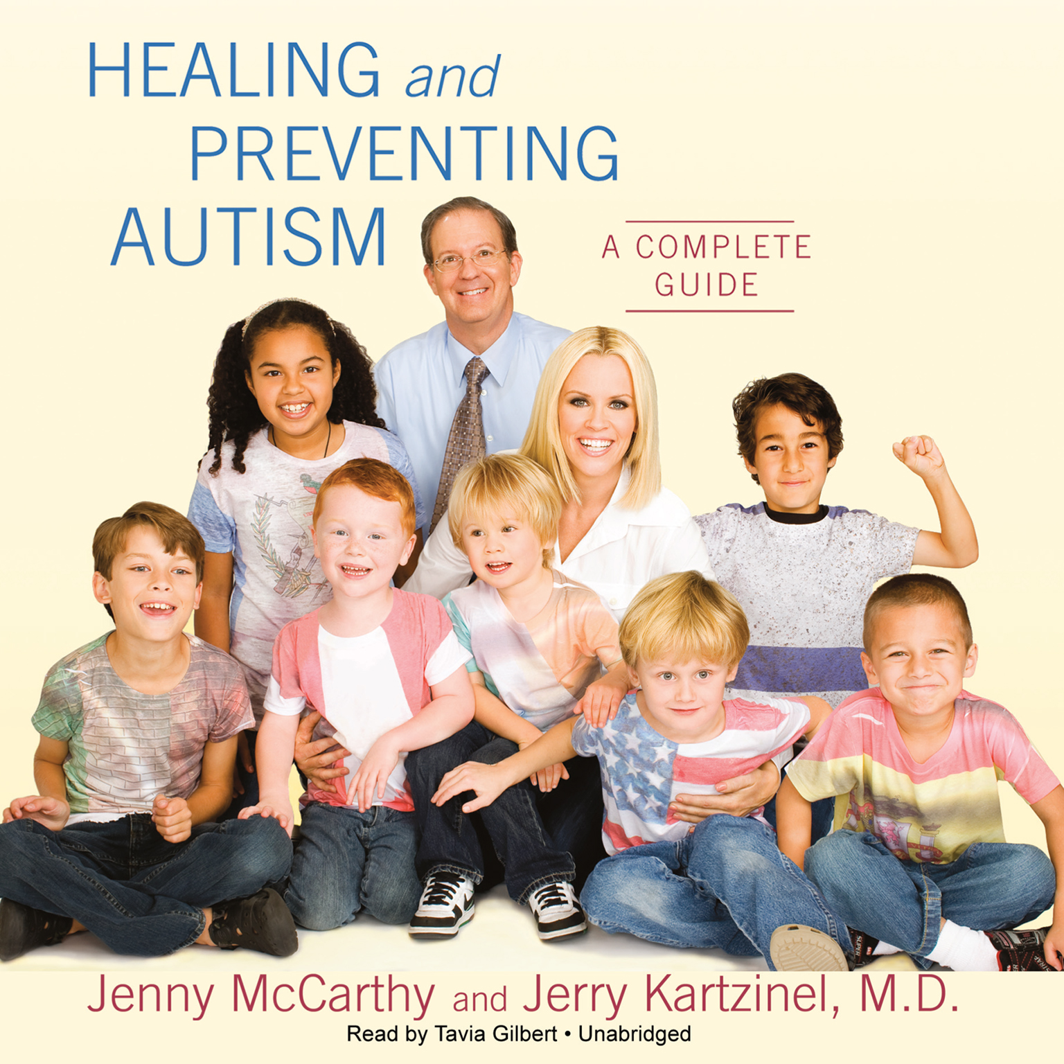 Printable Healing and Preventing Autism: A Complete Guide Audiobook Cover Art