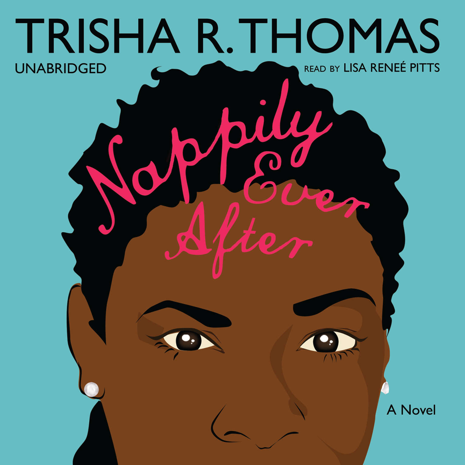 Printable Nappily Ever After Audiobook Cover Art