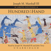 Hundred in the Hand: A Novel Audiobook, by Joseph M. Marshall