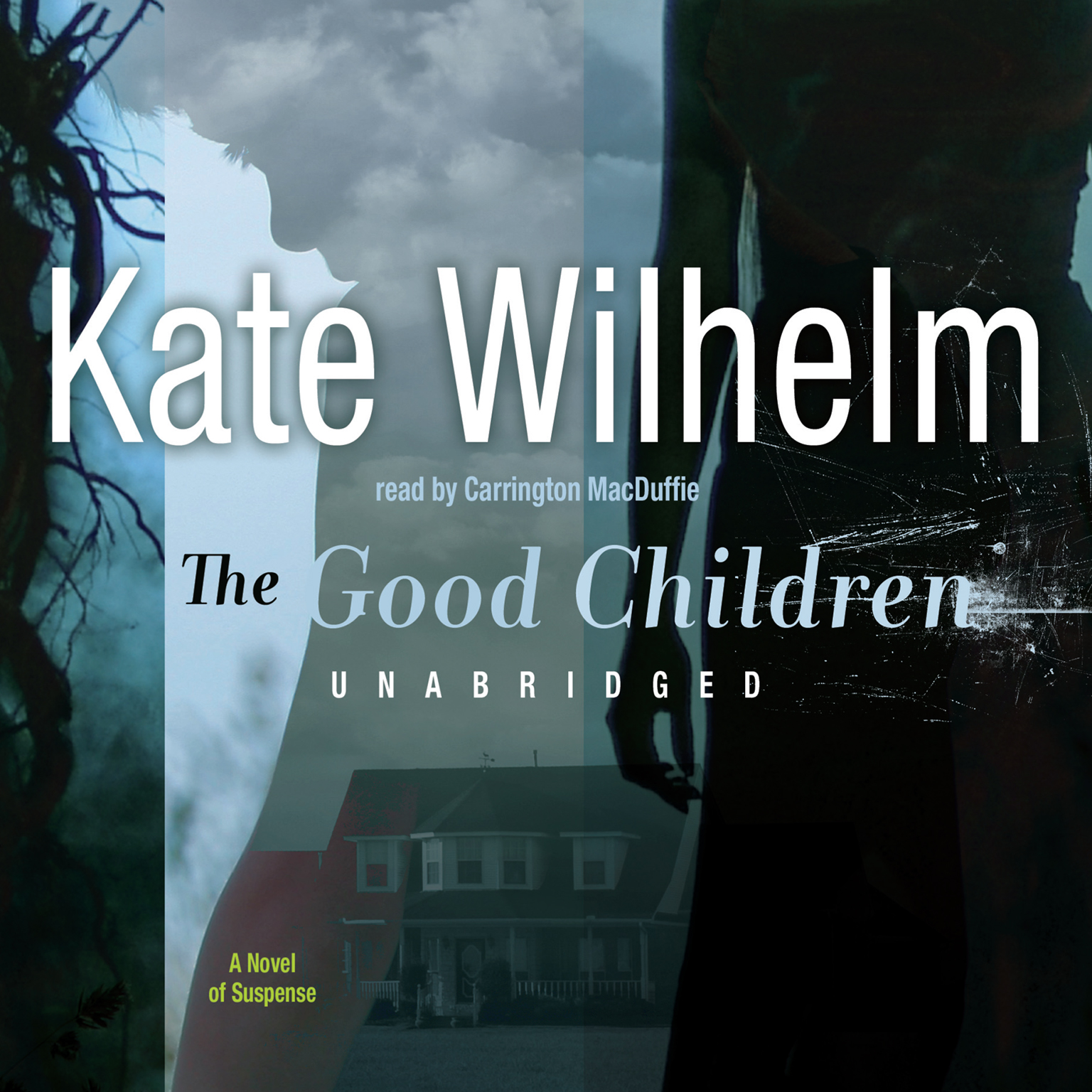 Printable The Good Children Audiobook Cover Art