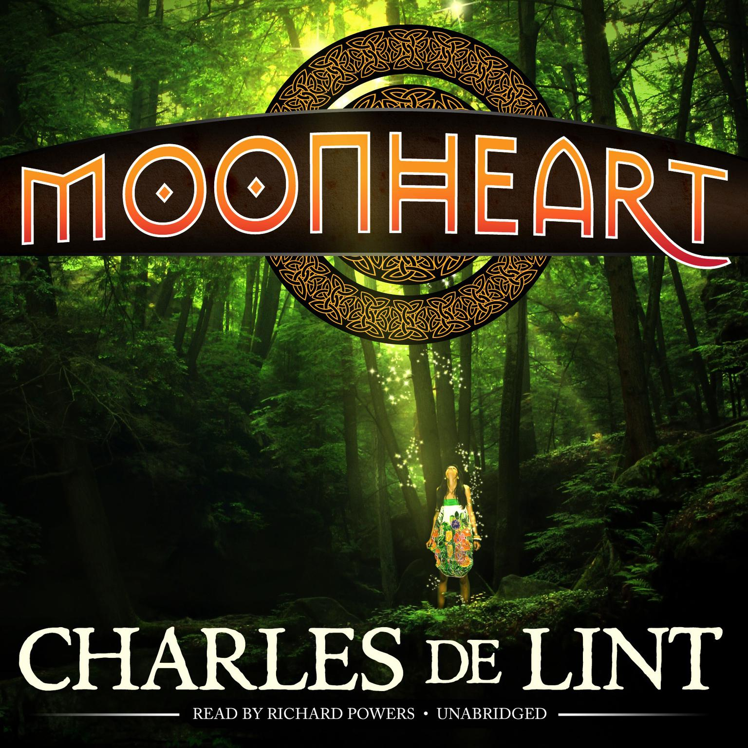 Printable Moonheart Audiobook Cover Art