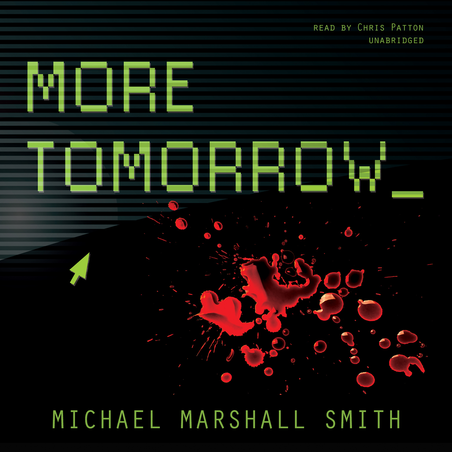 Printable More Tomorrow Audiobook Cover Art