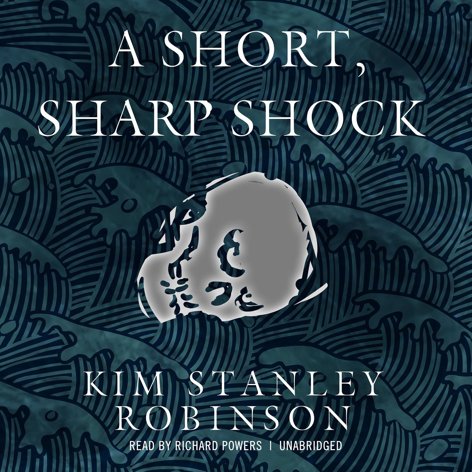 Printable A Short, Sharp Shock Audiobook Cover Art