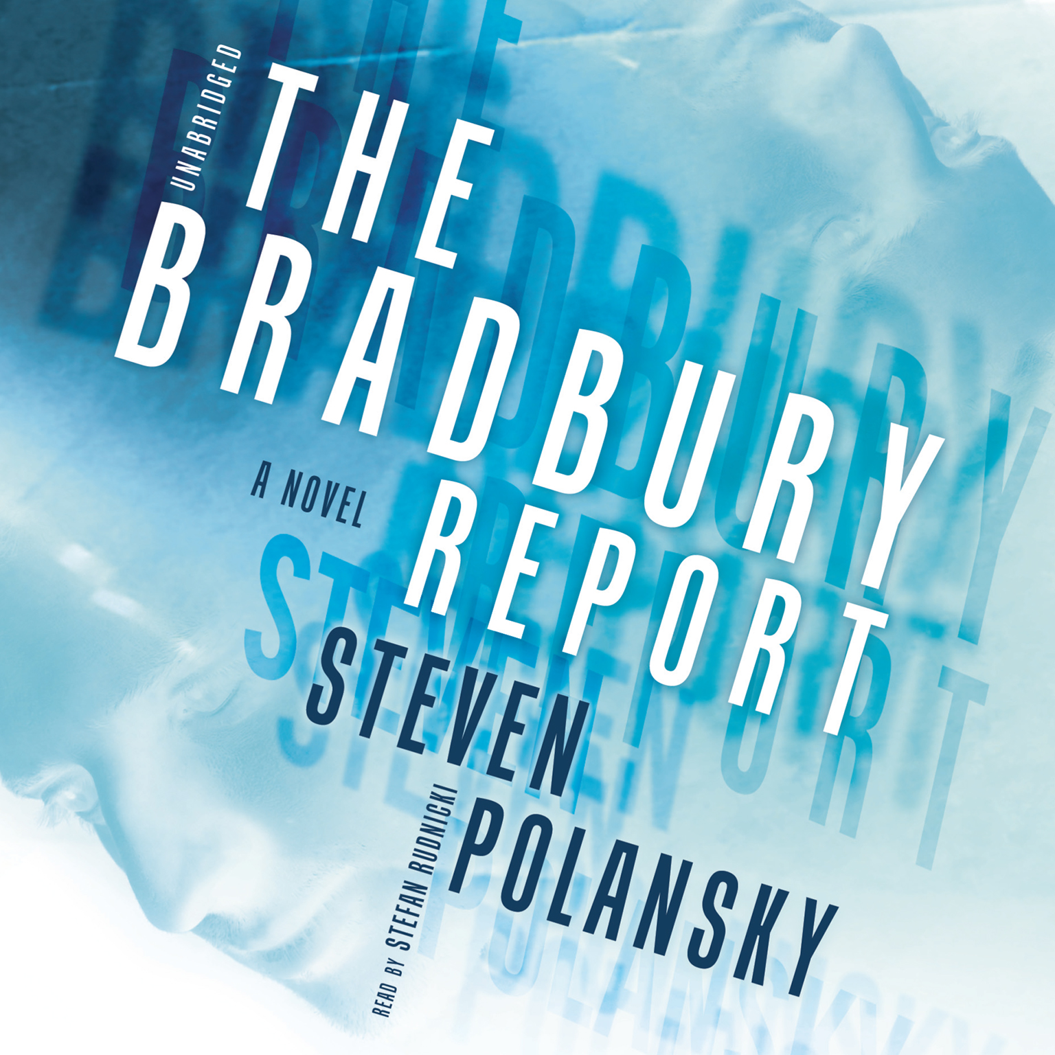 Printable The Bradbury Report: A Novel Audiobook Cover Art