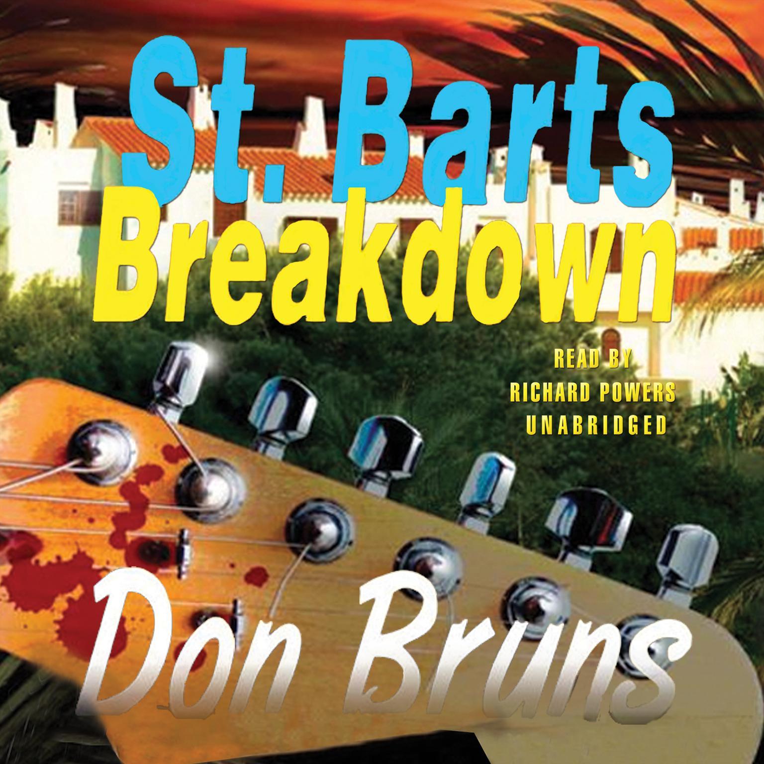 Printable St. Barts Breakdown: A Novel Audiobook Cover Art