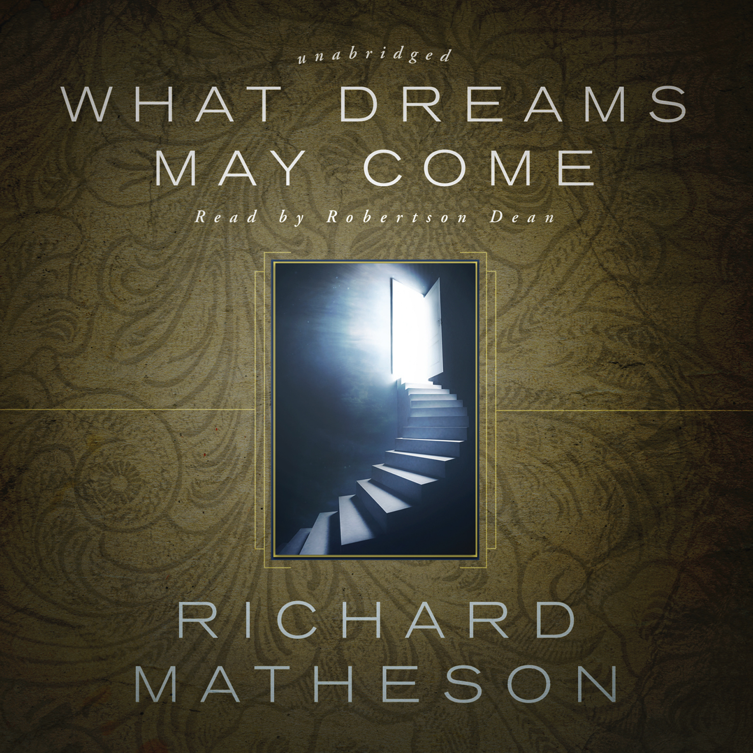 Printable What Dreams May Come Audiobook Cover Art