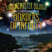 Borders of Infinity: A Miles Vorkosigan Adventure, by Lois McMaster Bujold