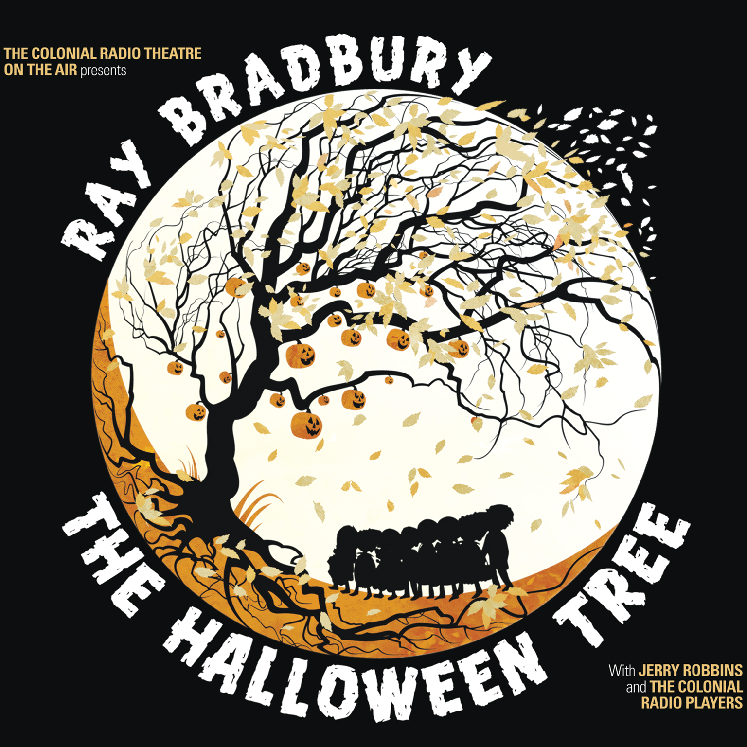 the halloween tree - audiobook (audio theater) | listen instantly!