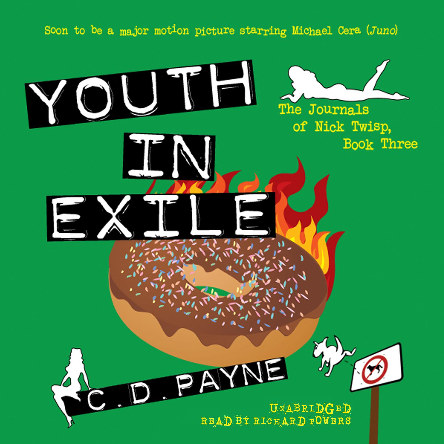 Printable Youth in Exile: The Journals of Nick Twisp, Book Three Audiobook Cover Art