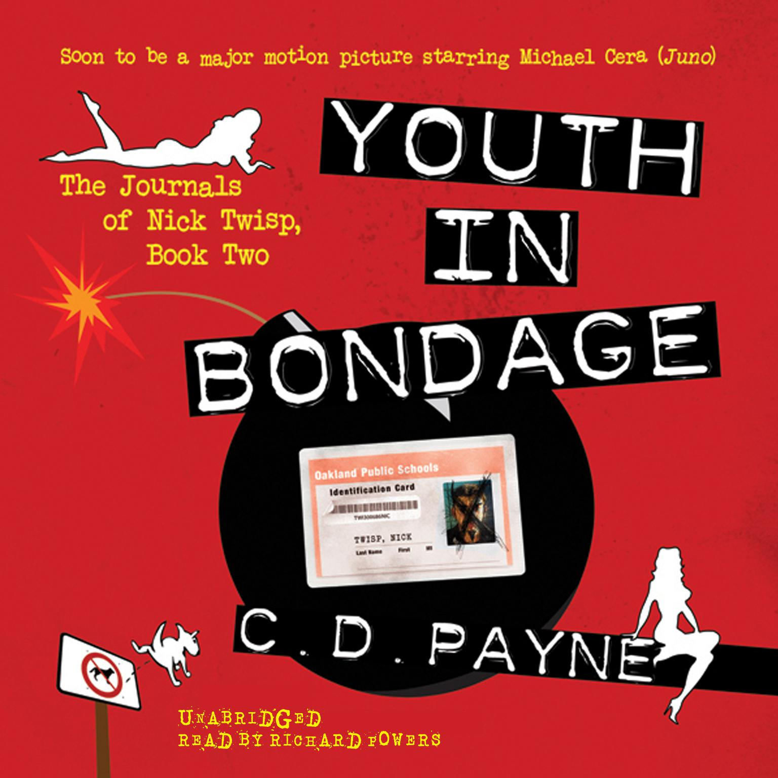 Printable Youth in Bondage Audiobook Cover Art