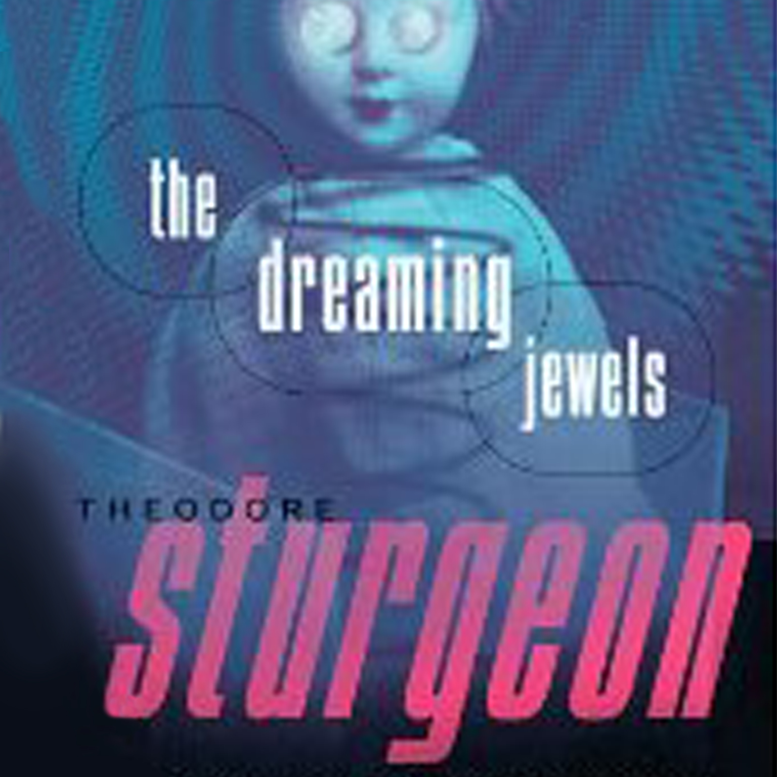Printable The Dreaming Jewels Audiobook Cover Art