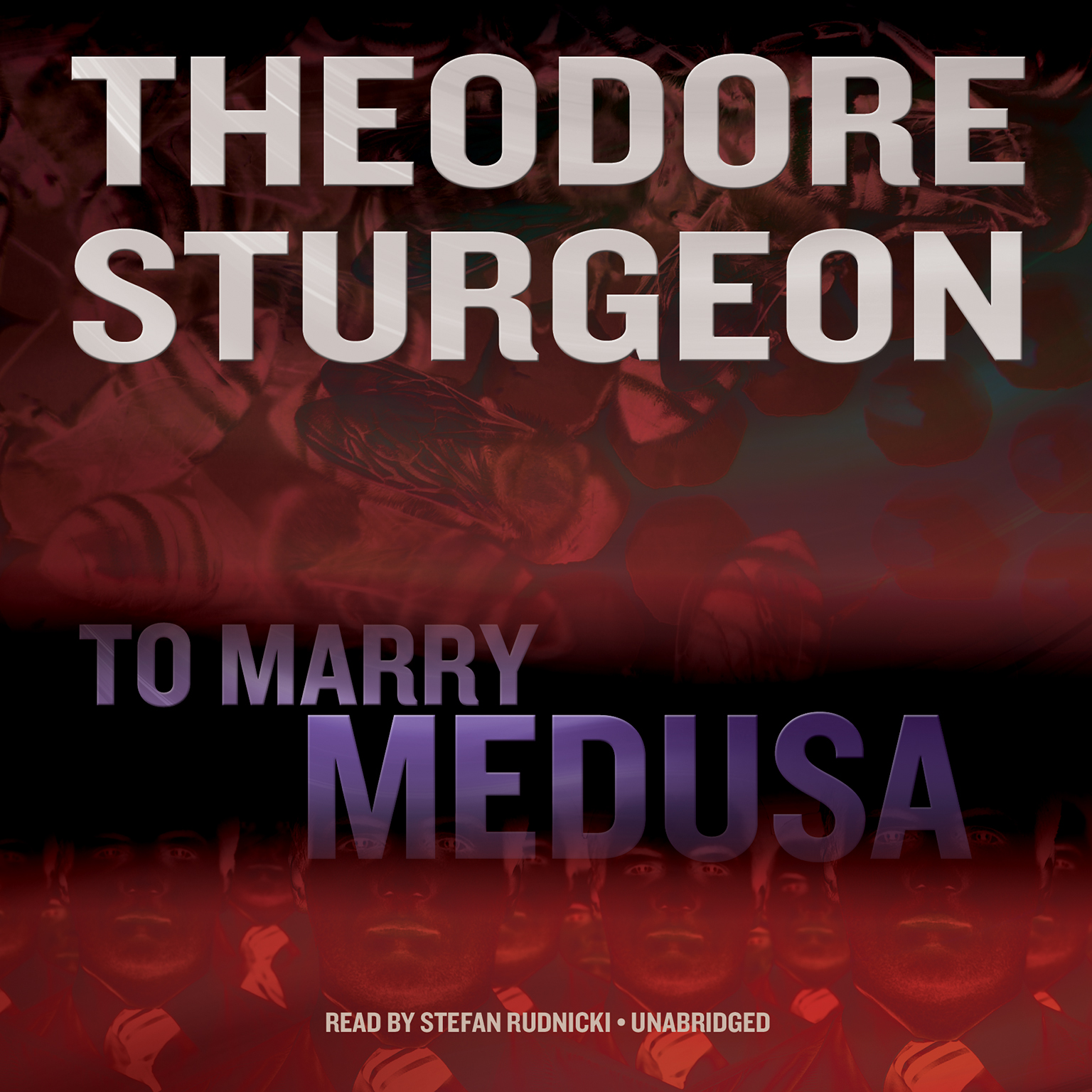 Printable To Marry Medusa Audiobook Cover Art