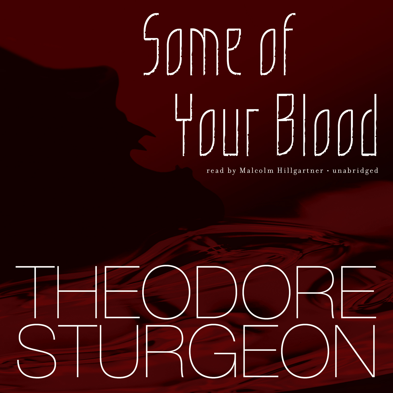 Printable Some of Your Blood Audiobook Cover Art