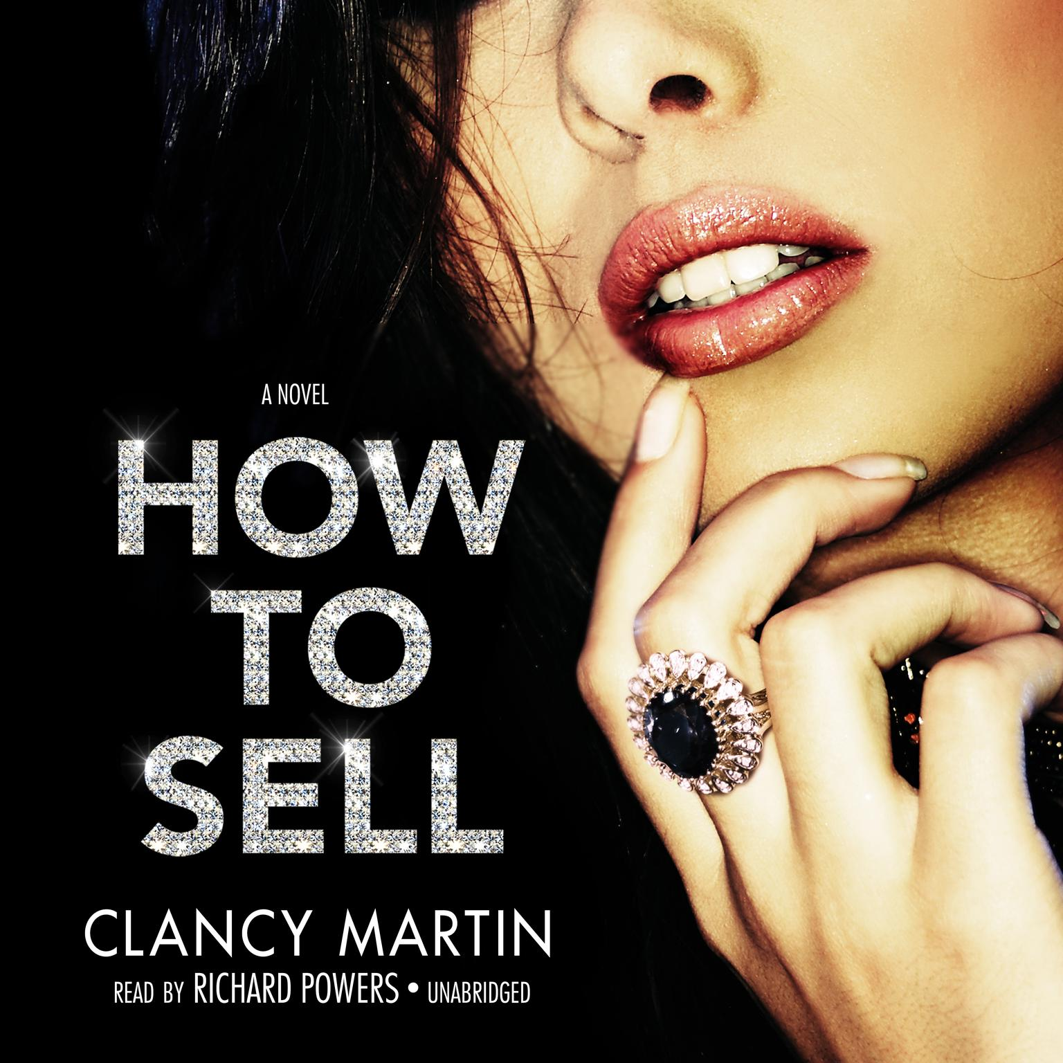 Printable How to Sell Audiobook Cover Art