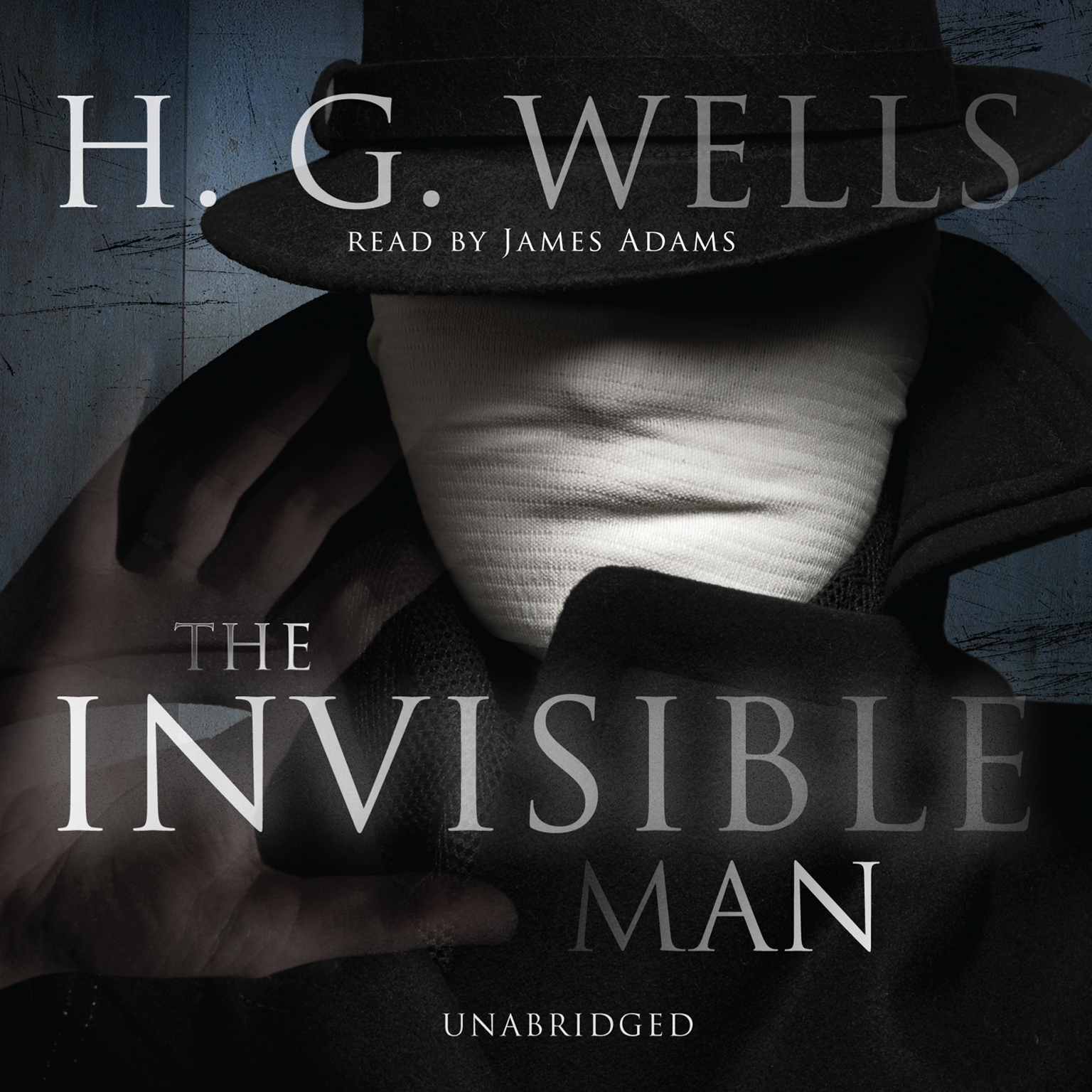Printable The Invisible Man Audiobook Cover Art