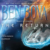 The Return Audiobook, by Ben Bova