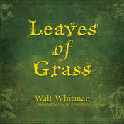 Leaves of Grass Audiobook, by Walt Whitman