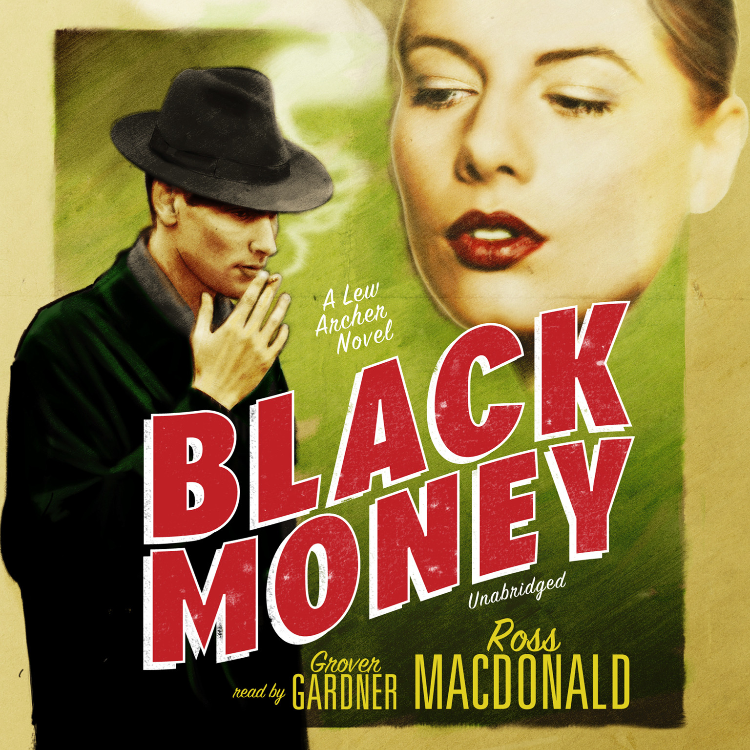 Printable Black Money Audiobook Cover Art