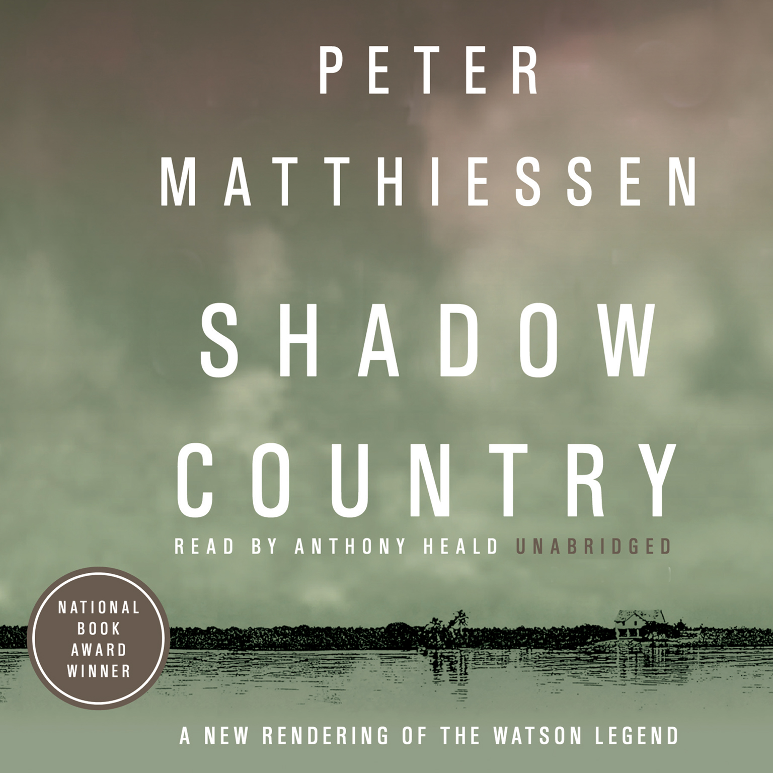 Printable Shadow Country Audiobook Cover Art