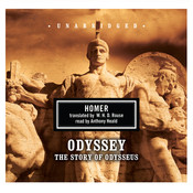Odyssey: The Story of Odysseus Audiobook, by Homer