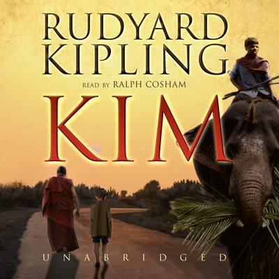 Kim Audiobook, by Rudyard Kipling
