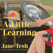 A Little Learning Audiobook, by Jane Tesh