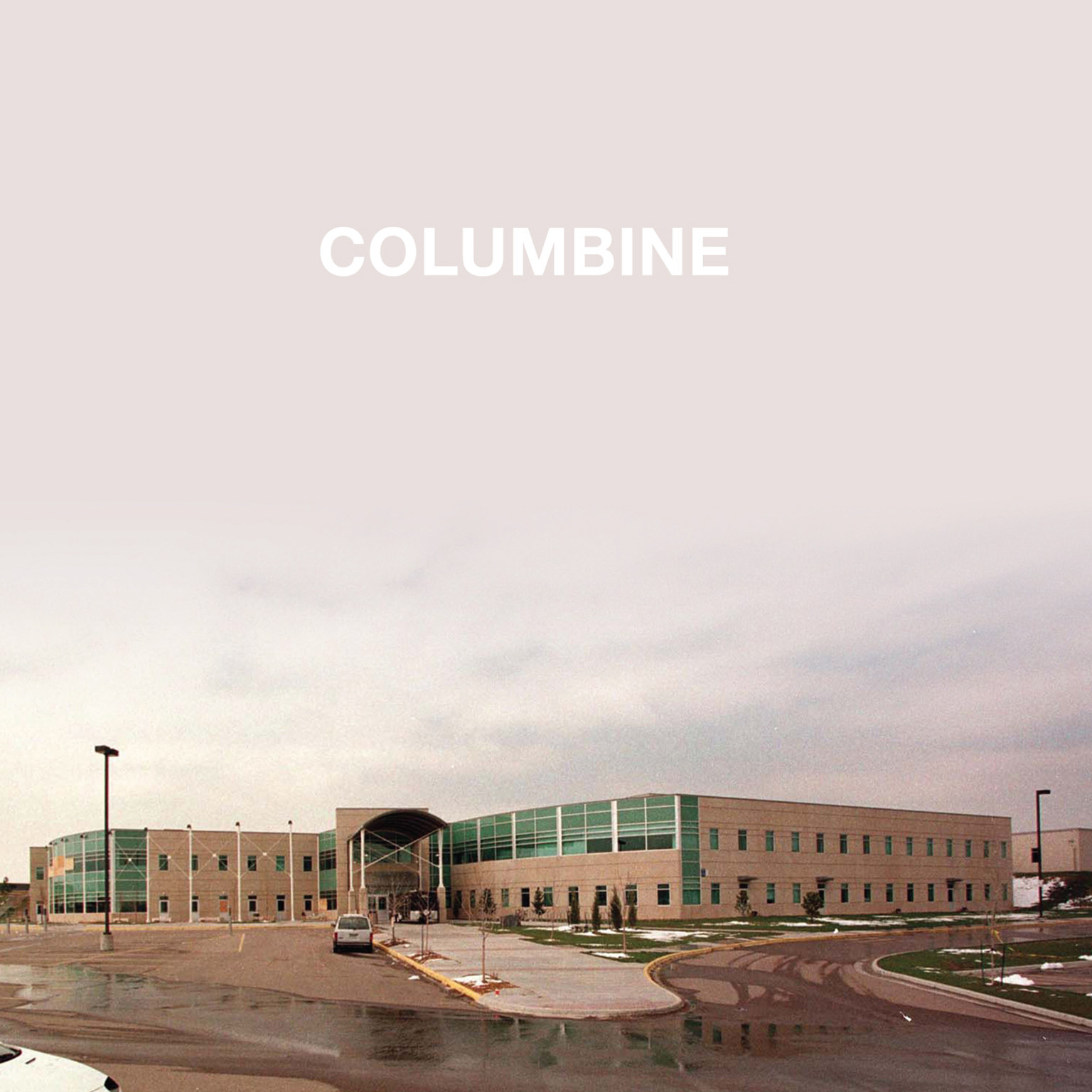 Printable Columbine Audiobook Cover Art