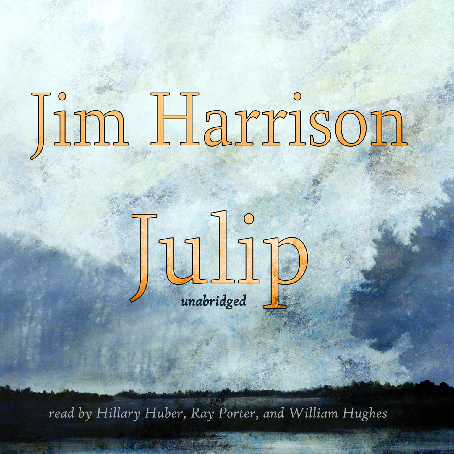 Printable Julip Audiobook Cover Art
