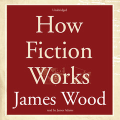 How Fiction Works Audiobook, by James Wood