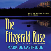 The Fitzgerald Ruse: A Sam Blackman Mystery Audiobook, by Mark de Castrique