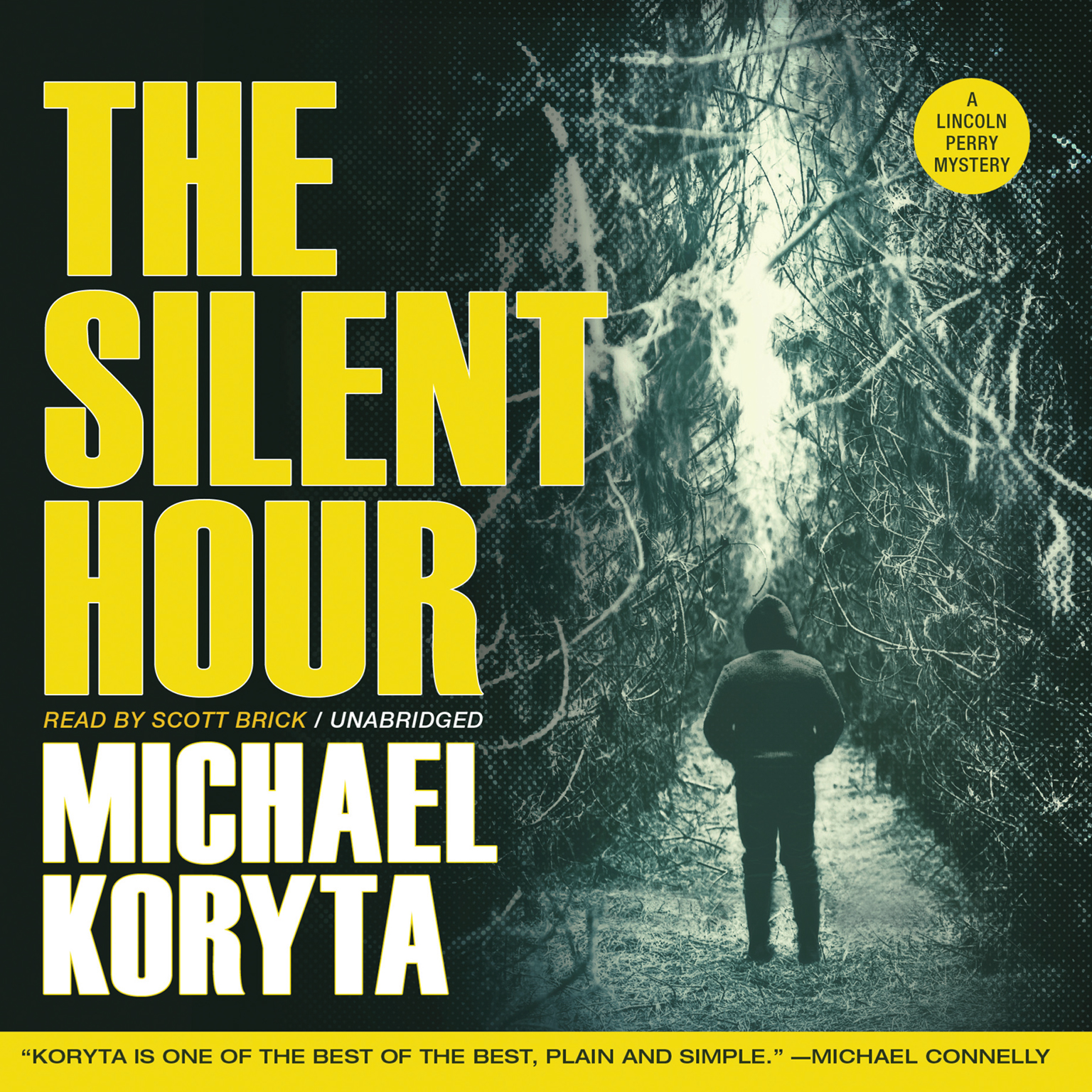 The Silent Hour Audiobook, by Michael Koryta