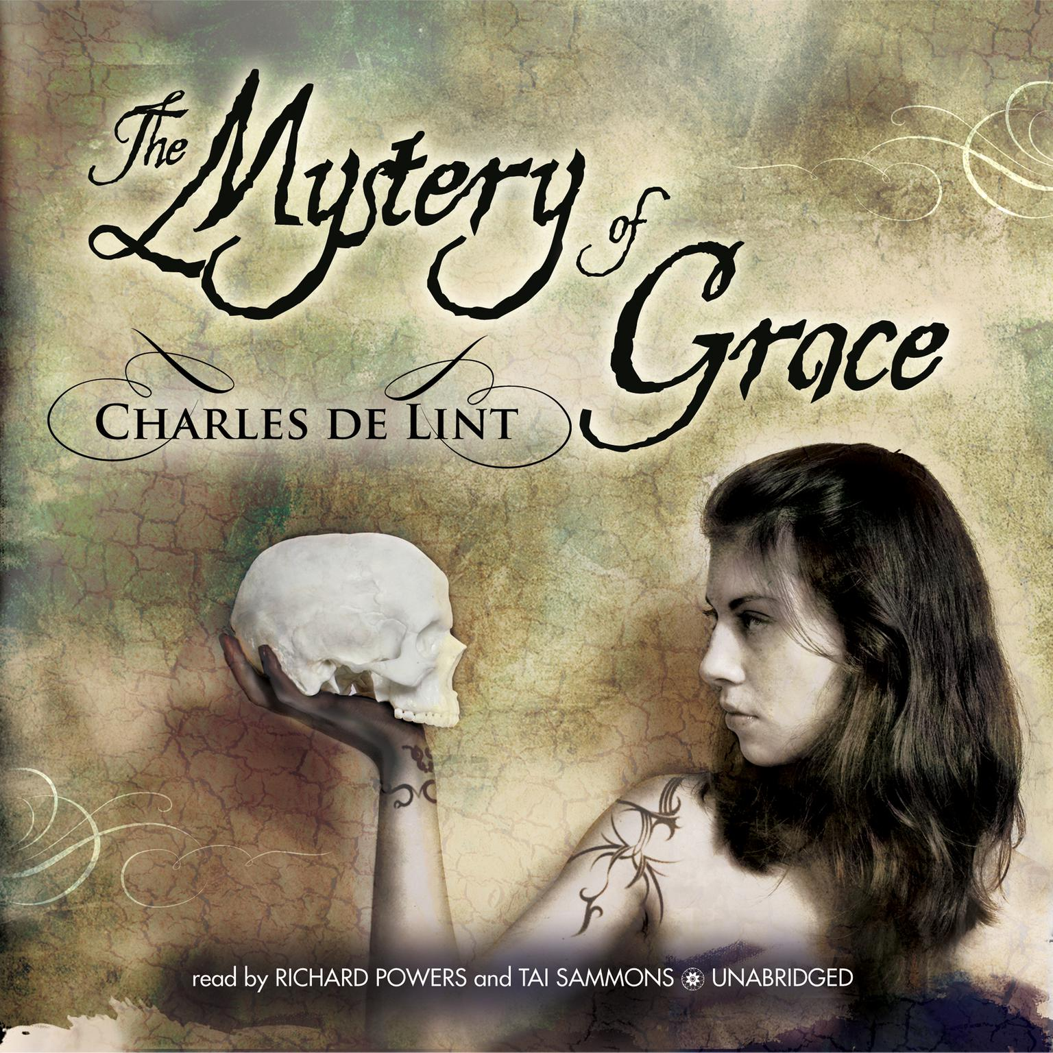 Printable The Mystery of Grace Audiobook Cover Art