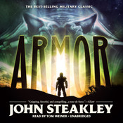 Armor Audiobook, by John Steakley