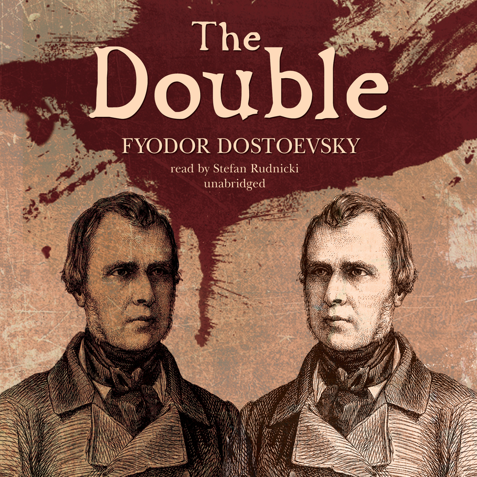 Printable The Double Audiobook Cover Art