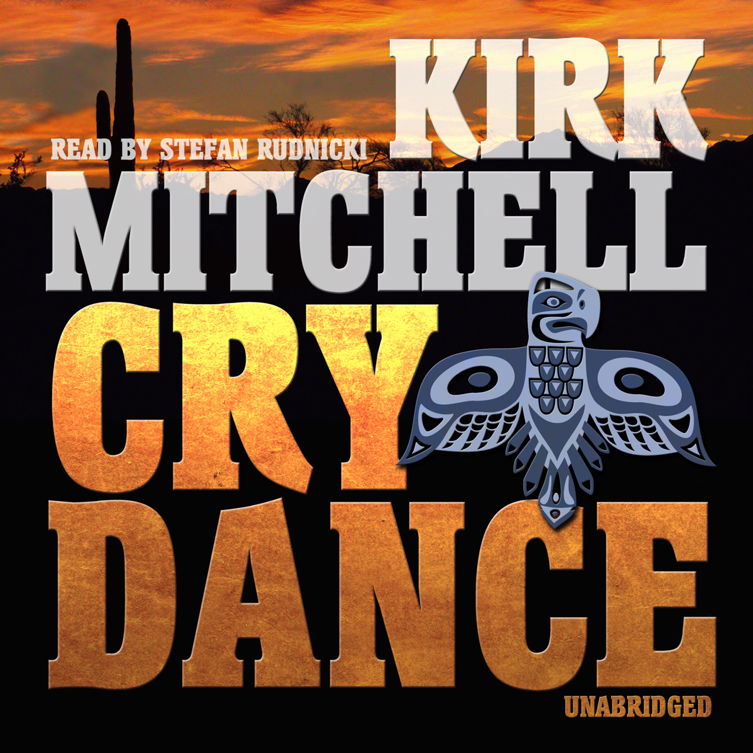 Printable Cry Dance: An Emmett Parker and Anna Turnipseed Mystery Audiobook Cover Art