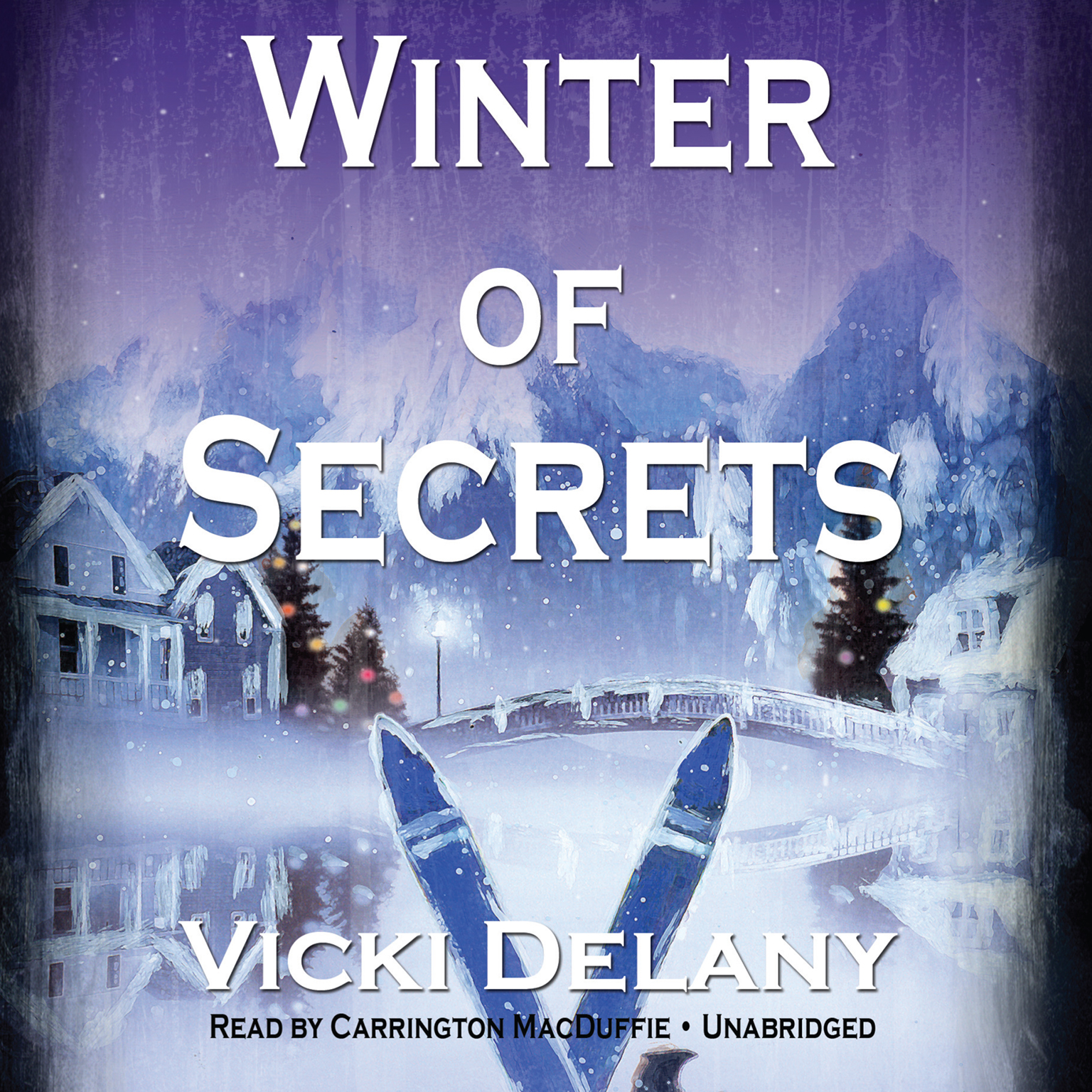 Printable Winter of Secrets Audiobook Cover Art