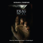Frag Box: A Herman Jackson Mystery Audiobook, by Richard A. Thompson