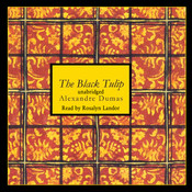 The Black Tulip, by Alexandre Dumas