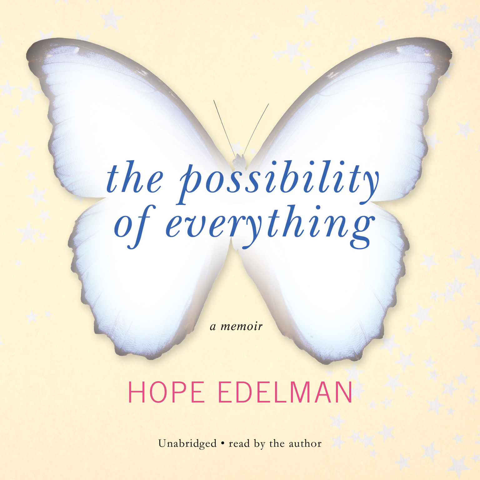 Printable The Possibility of Everything: A Memoir Audiobook Cover Art
