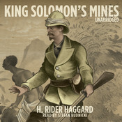 King Solomon's Mines, by H. Rider Haggard