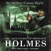 The Adventures of Sherlock Holmes Audiobook, by Sir Arthur Conan Doyle, Arthur Conan Doyle