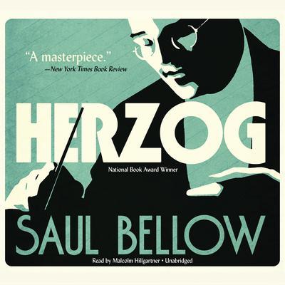 Herzog Audiobook, by Saul Bellow