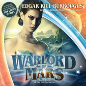 Warlord of Mars, by Edgar Rice Burroughs